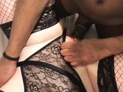 British MILF has first time sex with black man going slowly